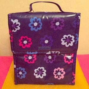 🆕 ONLY 1! Vera Bradley Lunch Sack